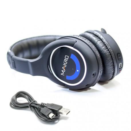 Trådløst Headset, 2.4 GHz, Blue Edition